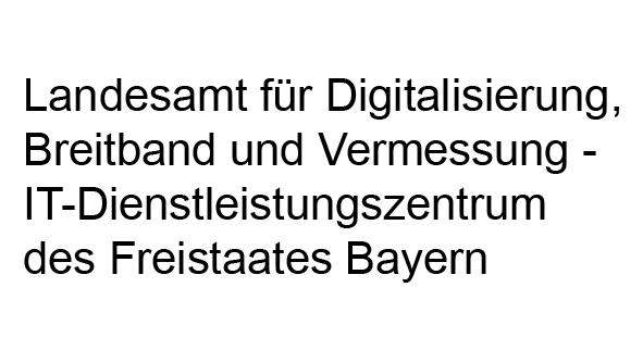 Eclipseina GmbH: Landesamt Für Digitalisierung, Breitband Und Vermessung